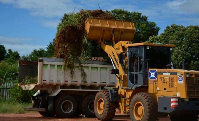 Chuva dá trégua em Aquidauana e Secretaria de Obras intensifica serviços e limpeza