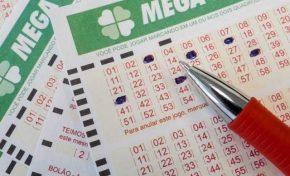 Mega-Sena pode pagar até R$ 25 milhões no sorteio deste sábado