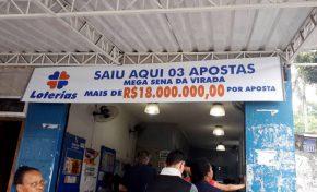 Mega da Virada: erro fez apostador de SP ganhar três vezes