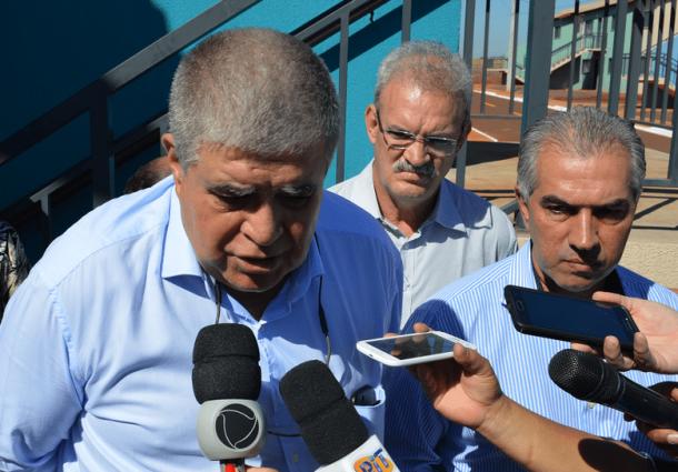 """""""MS não precisa de Sassá Mutema"""", diz Marun sobre pré-candidatura de magistrado"""