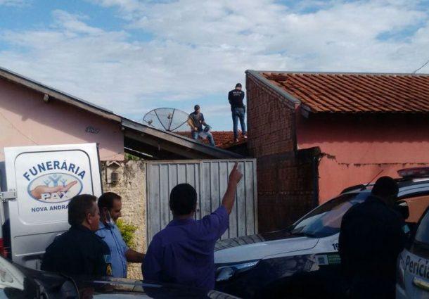 Moradores teriam jurado vingança a mãe de jovem que matou Vitor
