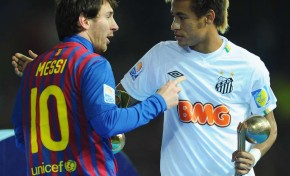 Santos pede R$ 238,8 mi e gancho de seis meses a Neymar