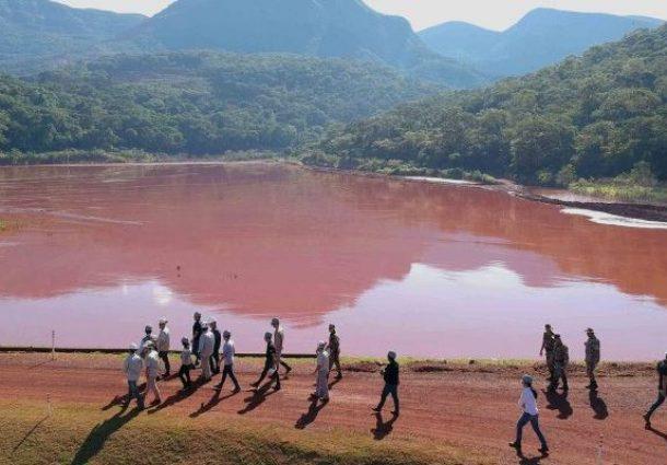 Mineradora é notificada por barragem em Corumbá oferecer alto risco de rompimento