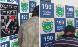 Mais dois foragidos da Justiça são retirados de circulação pela PM em Aquidauana