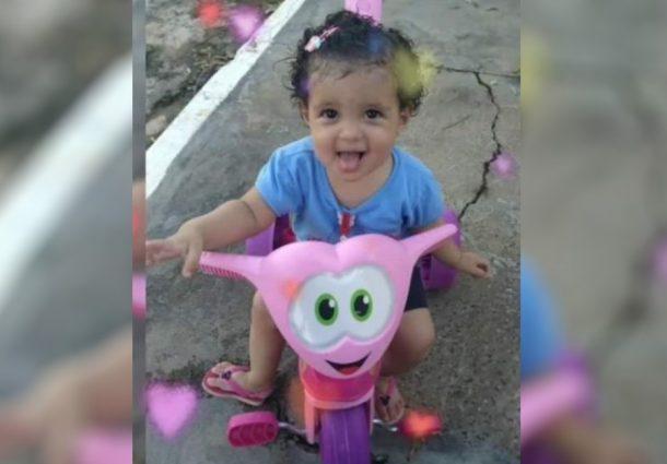 Mulher de MS é presa por matar filha de 1 ano em Goiás