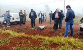 Brasileiro é encontrado morto com 30 tiros de fuzil