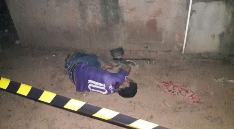 Confusão no Nova Aquidauana mata um e deixa outro ferido a tiros