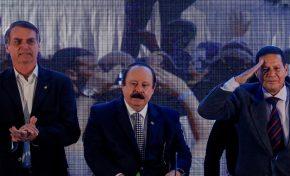Jair Bolsonaro anuncia General Mourão como vice