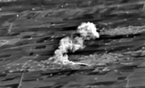 Rússia bombardeia 53 alvos na Síria