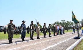 Considerado uma das unidades históricas do Exército Brasileiro, 9º BE Cmb comemora 75 anos de criação