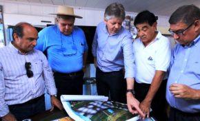 Nova ponte sobre o rio Paraguai, em Porto Murtinho, pode ser inaugurada em 2023