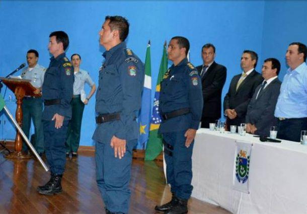 Aquidauana: 7° Batalhão de Polícia Militar tem novo Comandante