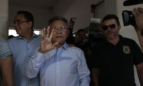 """""""Politicamente não perdi"""", diz Juiz Odilon após apuração dos votos"""
