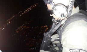 Com helicópteros, Polícia Militar faz ação em bairros da Capital