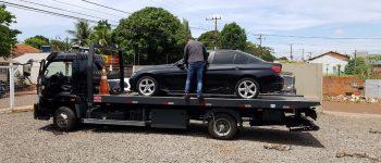 PF apreende carros de luxo, quadriciclo, jet ski e cocaína com traficantes