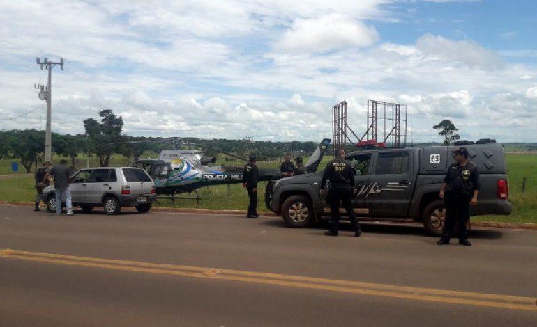 Reinaldo Azambuja afirma que operações na fronteira devem continuar