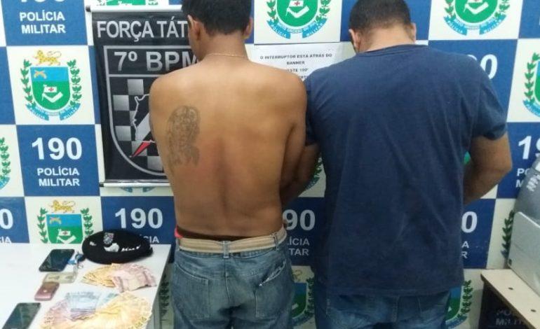 """Força Tática flagra """"zé do caixão"""" com cocaína em Aquidauana"""