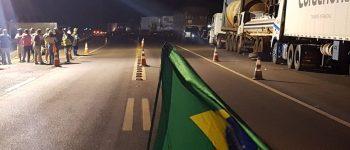Caminhoneiros desmentem acordo com Governo e mantêm paralisação no MS