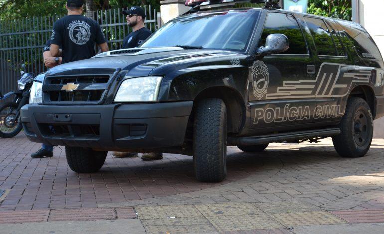 Jovem sofre assalto durante o dia em Aquidauana