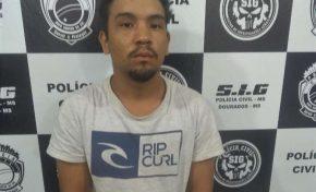 Bandido é preso após invadir casa e agir com brutalidade e terror contra vítimas
