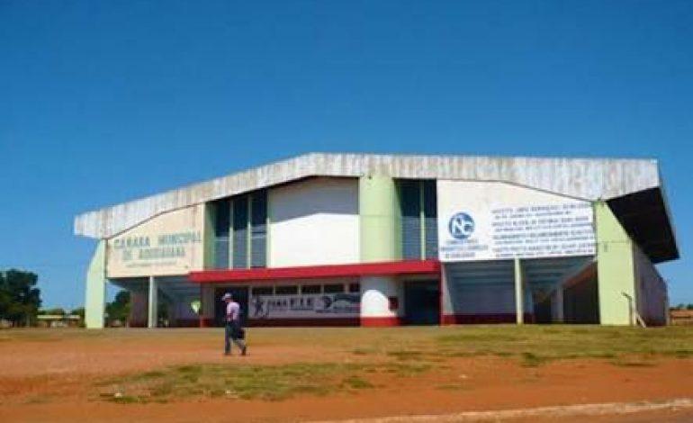 Governo assina convênio com prefeitura para revitalizar poliesportivo de Aquidauana