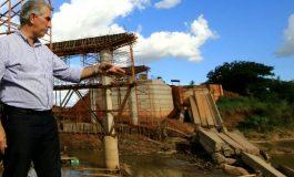 Ponte em Guia Lopes da Laguna deve ficar pronta em até 90 dias, diz Azambuja