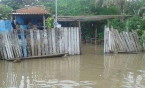 Defesa Civil inspeciona municípios inundados