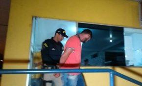 Homem é preso pela PRF transportando droga avaliada em R$ 1 milhão