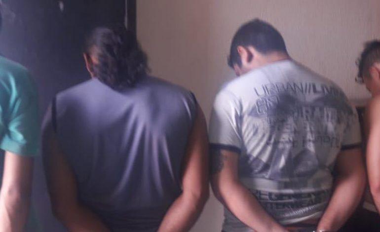Policia prende traficantes em motel e apreende 985 quilos de maconha na Capital