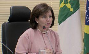 Raquel Dodge é a primeira mulher a assumir a PGR