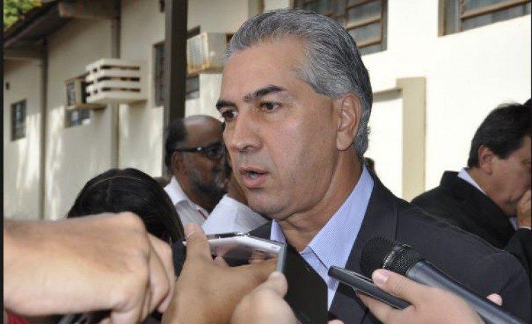 Azambuja pede apoio de Bolsonaro para fechamento das Fronteiras em MS