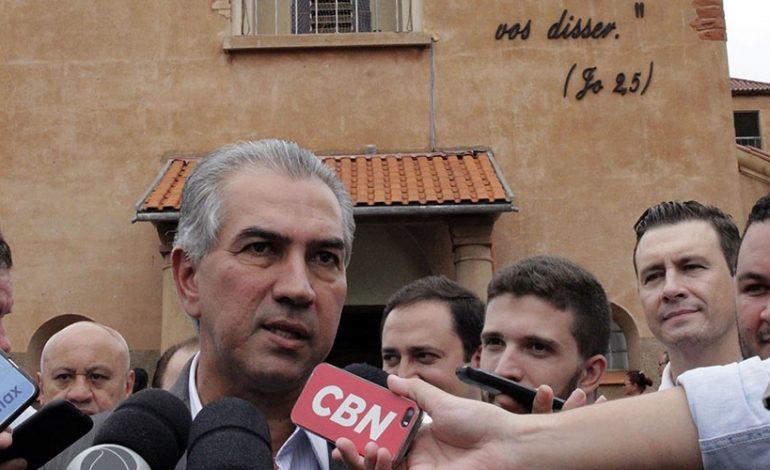 Adversário não se escolhe, diz Azambuja sobre enfrentar Puccinelli