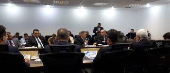 Secretário de MS reivindica melhorias para segurança pública durante reunião do Consesp