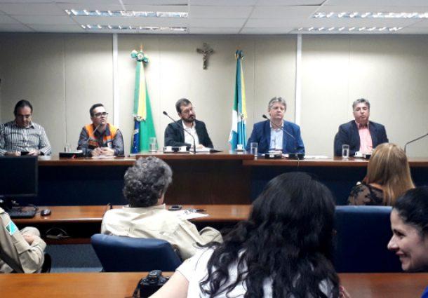 Governo do Estado apresenta relatório sobre barragens de rejeito de minério em MS