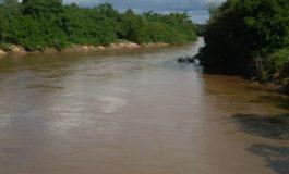 Bombeiros resgatam corpo de jovem desaparecida nas águas do rio Aquidauana