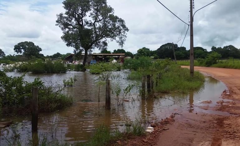 Situação em Miranda pode se agravar com a cheia do Rio Paraguai