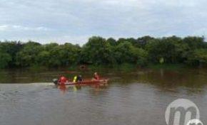 Pescador encontra corpo de jovem que sumiu no rio Aquidauana