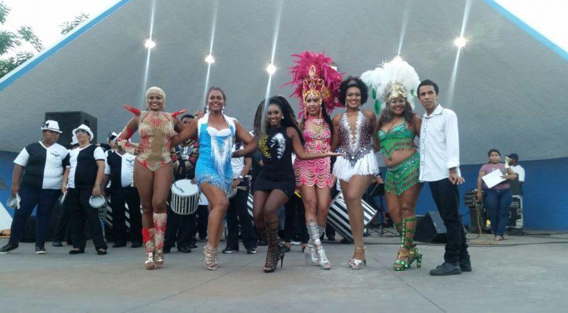 Com personalidades do samba, '1ª Edição Sambista Sul-Mato-Grossense foi sucesso em Aquidauana