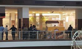 Incêndio causa tumulto no Shopping Campo Grande