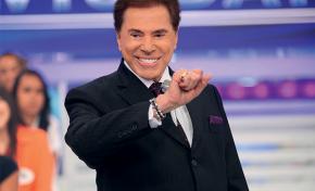 Silvio Santos passa mal durante gravação de programa