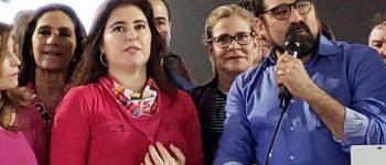 Simone Tebet desiste de concorrer às Eleições de 2018 para Governo de MS