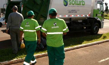 Trabalhadores da Solurb entram em greve novamente