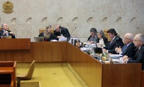 STF proíbe doações de empresas a políticos