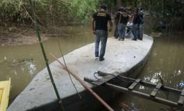 Polícia localiza submarino que seria usado por traficantes