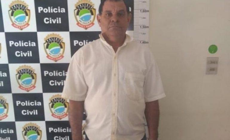 Tarado da Shineray é preso após atacar mulheres em bairro de Campo Grande