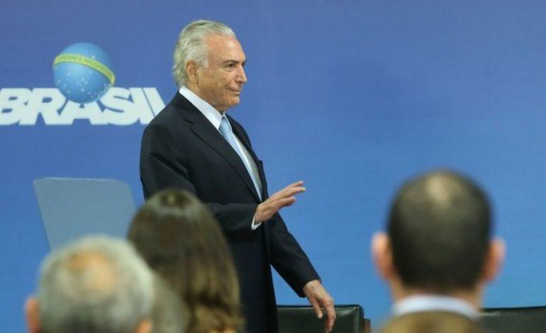 Temer diz que reforma da Previdência 'não é bicho-papão'