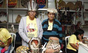 Tenda dos Saberes Indígenas dá visibilidade à cultura no Festival de Inverno