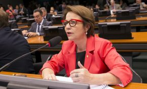 Deputada de MS é cotada para ser vice de Alckmin