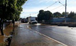 Nível do Rio Aquidauana baixa e acesso entre as cidades vizinhas é liberado
