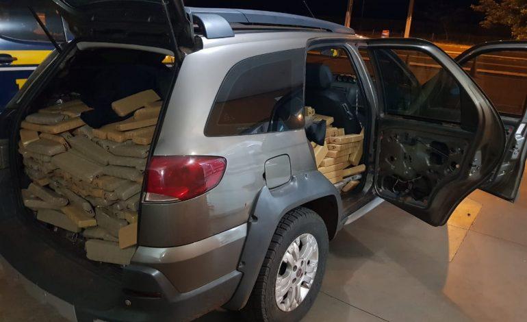 Traficante abandona maconha mas esquece contas da mãe no carro